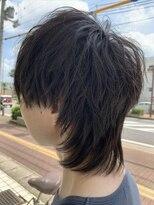 クラシコ ヘアー(CLASSICO hair)メンズマッシュウルフ