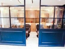 イーマ 京橋店(iima)の雰囲気(座りやすさにこだわったシャンプー椅子で癒しのひと時を♪)