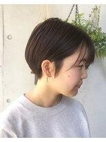 パム 恵比寿(PAM.)【pam.ゴトウ】耳かけショート
