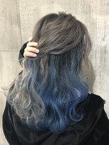 シャチュー 渋谷本店(SHACHU)〈ホワイトグレー×ブルー〉