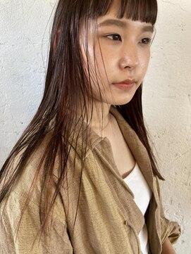 シーク(seek)【seek菜月】orange inner color【長野 松本】