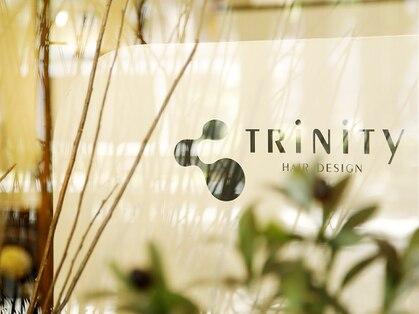 トリニティ ヘアー デザイン(TRiNiTy HAIR DESIGN)の写真