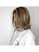 ソース ヘア アトリエ 京橋(Source hair atelier)【SOURCE】エアタッチハイライト