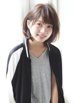 アンアミ オモテサンドウ(Un ami omotesando)【Un ami】《増永剛大》 黒髪OK、愛されボブ【新規指名OK】