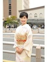 スカラ(Scala)ミセスの着物スタイル
