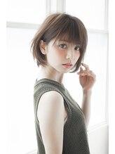 サボン ヘア デザイン カーザ(savon hair design casa+)自然派☆ボブ