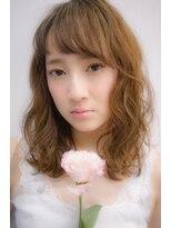 ヴィークス ヘア(vicus hair)春色ヌーディベージュ by 井上瑛絵