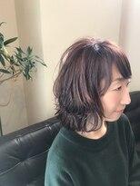 リベラル(liberal)hair 江嶋亜希