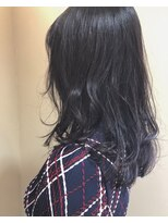 モイヘアーデザイン(moi hair design)ミディアムレイヤー
