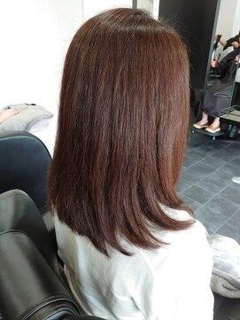 しっとりアマツヤ:L081561767 エムドットスタイル(M.style)のヘア ...