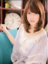 *+COVER HAIR+*…まとまる毛先【エアリー】ツヤ☆ミディーa