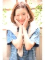 【mielhair bijoux】不滅の可愛さゆるふわボブ☆