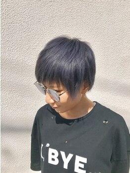 ライフタイムグロアー(LIFE TIME GROWER)の写真/【カット+シャンプー ¥3800(女性もOK!)】ビジネスもプライベートもキマる!!メンズデザインカラーもお任せ★