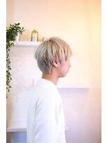 リーフ ヘア(Lief hair)銀髪~silver~