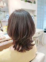 《HAIRZ》一原☆艶髪ミディアムレイヤー!