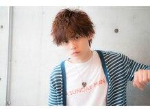 メンズヘア パーカット 新宿店(MEN'S HAIR PERCUT)の雰囲気(男心をくすぐる雰囲気)