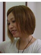 おしゃれサロン 髪ふうせん 光陽店柴田 里美