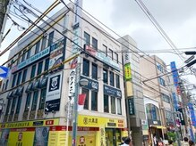 アグ ヘアー キャンディー 町田店(Agu hair candy)の雰囲気(『remy隣、大黒屋さんが目印のビル4階になります』)