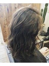 ヘアーデザイン フェローズ(Hair Design Fellows)ミディアムボブ