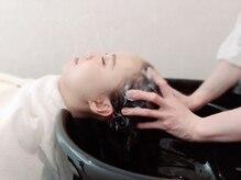 Lillarch「リルアーチ」自慢の半個室☆シャンプールームでの髪質改善/ヘッドスパ♪