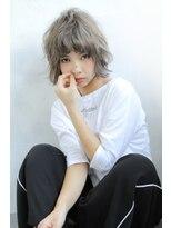 【Blanc】外国人風エアリーショートボブ