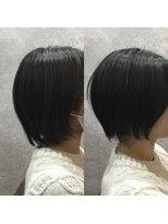 セブン ヘア ワークス(Seven Hair Works)[カラープラチナ]ブルーブラック