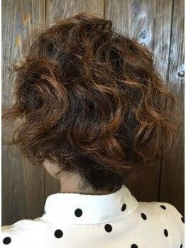 バーバーパパ(Barber PaPa)の写真/【お手入れの仕方に驚き!】毛量やクセ・髪質など見極めたカットに大満足♪