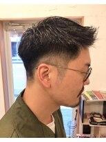 エルモ(ELMO)*barberスタイル*