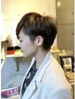 noble.【野江/関目】ツーブロック女子×ショートヘア