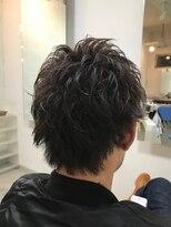 ヘア デザイン リブレ(Hair Design Libre)ショート束感スタイル