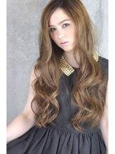 ヘアーアンドエクステンション 絵麻(Hair & Extension)【Great Lengths】『エクステ・130本』&『前髪エクステ・30本』