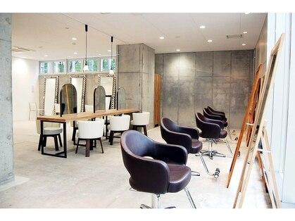 シエクル ヘアアンドスパ 渋谷店(SIECLE hair&spa)の写真