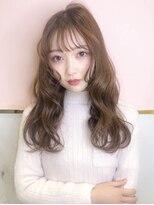 シマ セブン ギンザ(SHIMA SEVEN GINZA)色っぽgirly hair