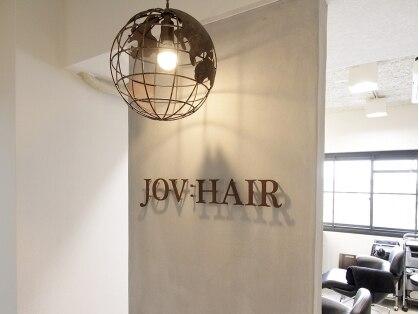 ジョブ ヘアー(JOV:HAIR)の写真
