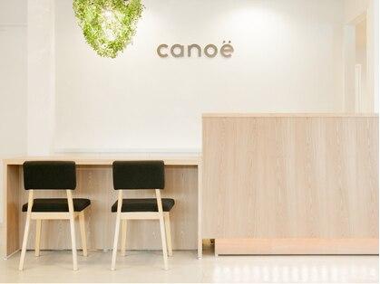 カノエ(canoe)の写真