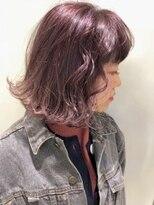 【berry pink12】ダブルカラー カラーリスト海野