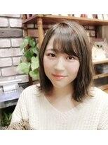 イーリス(IriS)≪高田馬場美容室≫アディクシーカラーと3Dメッシュ♪