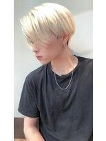 リップスヘアー 銀座(LIPPS hair)韓流コナーまむしゅ