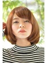 ヘアーメイク ミキ(hair make MIKI)内巻きふんわりボブ