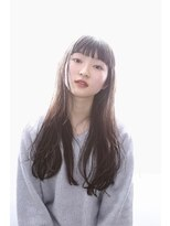 ユージー ヘアー(ug hair)【ug hair】重めスタイル