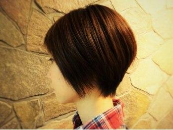 ヘアーデザインジャム(HairDesignJam)の写真/忙しいママにオススメ☆女性の魅力を最大限に引き出し、再現性の高い技術が自慢!朝のスタイリングも楽々♪