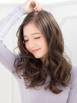スウィング 万々店(Art Hair Swing)の写真/ライフスタイルに合わせ【季節のトレンド~1人ひとりのなりたい姿】まで、お手頃プライスで叶えてくれる♪