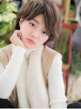 カバーヘア ブリス 戸田公園店(COVER HAIR bliss)*+COVER HAIR+*…洗練されたアーバンショートa