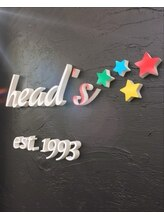 ヘッズ(head's)head's