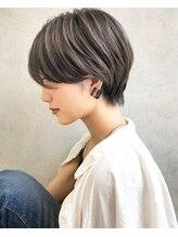 アンシャンテ ヘア プロダクト(Enchante hair product)REINAオススメStyle☆大人くびれショート♪