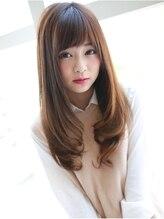 アグ ヘアー ロッソ 福島店(Agu hair rosso)王道☆ロング