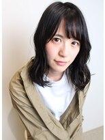 メル アミ(mer ami)黒髪☆ナチュラルカールstyle
