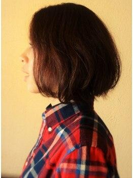 ヘアーデザインジャム(HairDesignJam)の写真/栄養た~っぷりのプレミアムカラーが人気No.1のmenu★