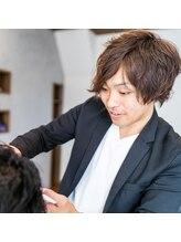 メンズヘアーモネ(men's hair MONE)原崎 裕二