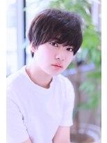 大泉学園【Omorfi】中谷美紀風 マッシュショート